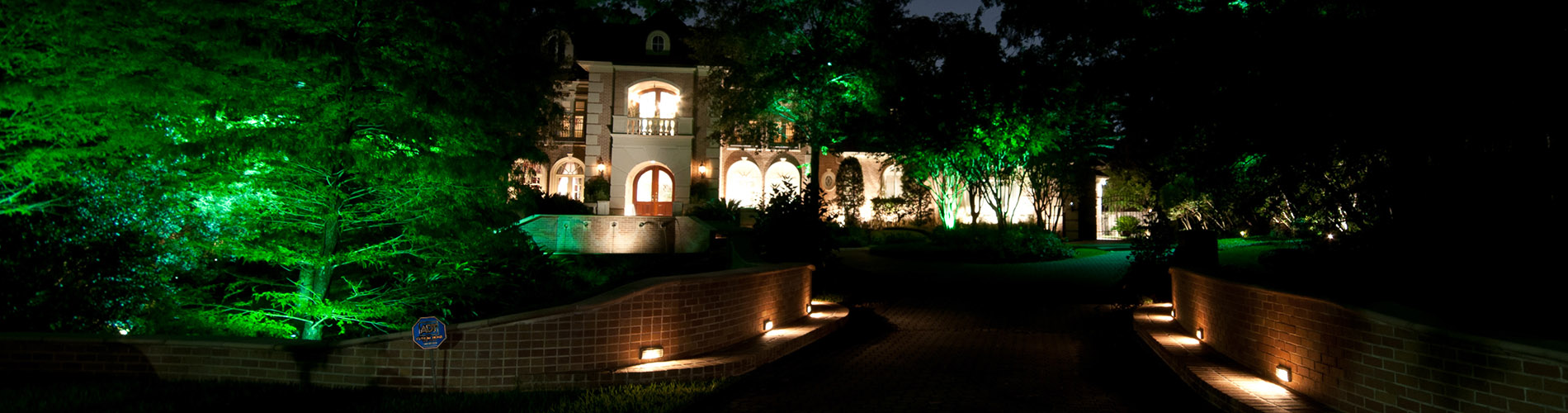 Houston's Finest Landscape Lighting Installer