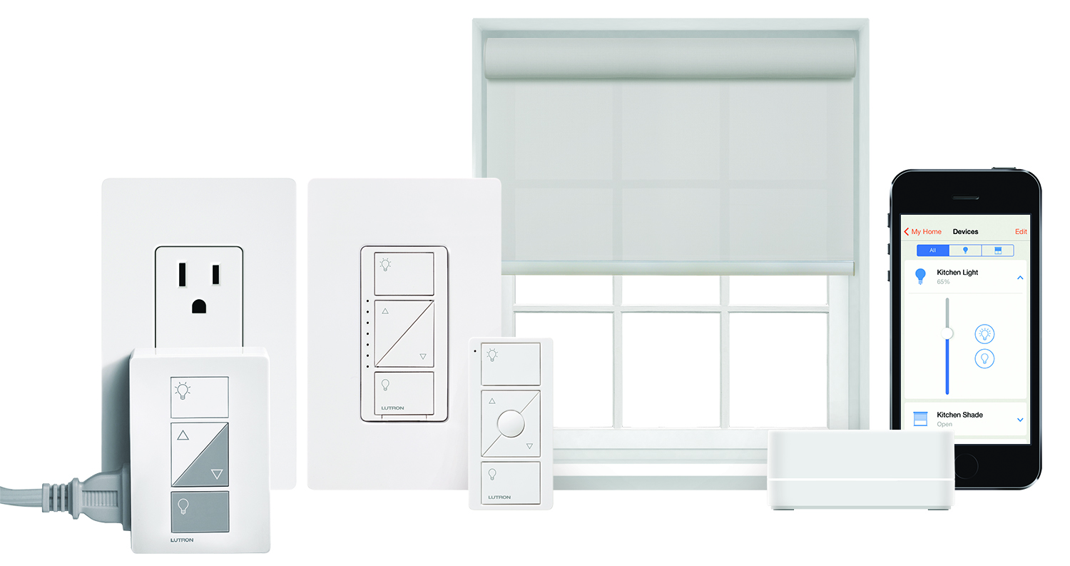 Lutron's Caséta Wireless packs a punch